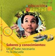 Revista Educación y Ciudad - Edición número 22 - IDEP
