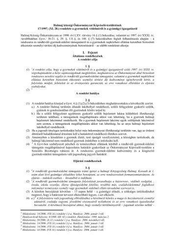 I. Fejezet - Halmaj