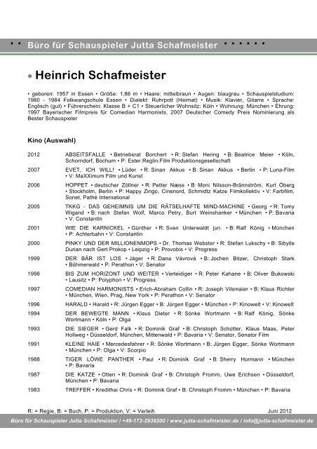 Jutta Schafmeister