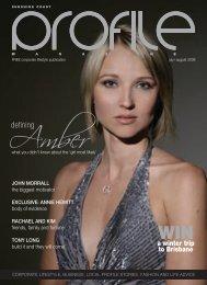 defining - Profile Magazine
