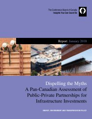 A Pan-Canadian Assessment of Public-Private Partnerships for ...