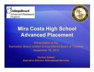 MCHS AP Program Presentation - 9-19-12.pdf - Manhattan Beach ...