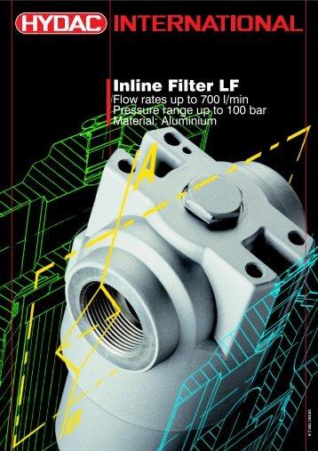 Inline Filter LF