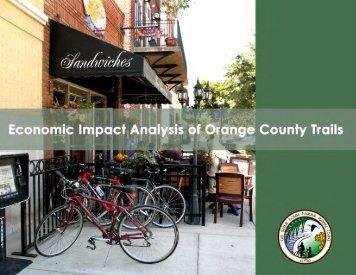 Economic Impact of Orange County Trails: Full Report - Florida ...