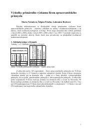 ZP 2007 vysledky - Webnode