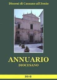 chiesa in italia - DIOCESI DI CASSANO ALL'IONIO