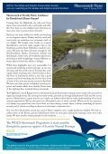 Shorewatch News - Whale and Dolphin Conservation Society - Page 4