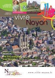 février 2013 / Vivre noyon n°53 - Ville de Noyon