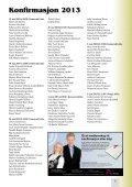 Menighetsbladet 02/13 - Den norske kirke i Drammen - Page 5