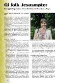 Menighetsbladet 02/13 - Den norske kirke i Drammen - Page 6