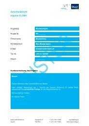 Zwischenbericht impulse XL 0901 - impulse/aws