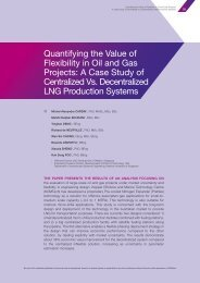 Quantifying the Value of Flexibility in Oil and Gas Projects: A ... - MIT