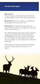 Aktiver Gehörschutz für Jäger & Sportschützen - otoplastik.at - Seite 2