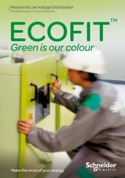 Green is our colour - Schneider Electric