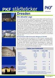 Dresden, Oktober 2010 - PKF hotelexperts