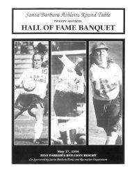 1994 Hall of Fame Banquet Program PDF - Santa Barbara Athletic ...