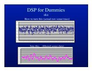 01-11-2012 DSP for dummies