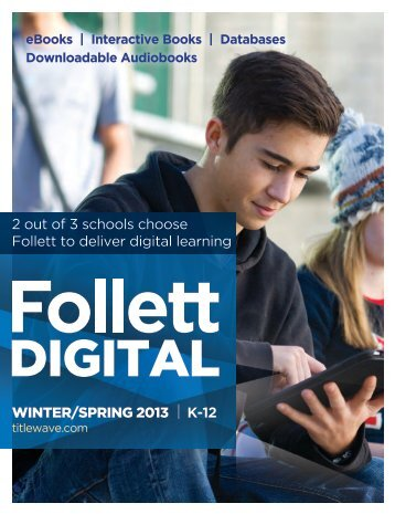 Digital Catalog - Follett International