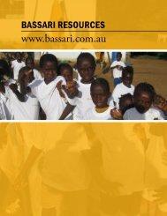 Sambarabougou - The International Resource Journal