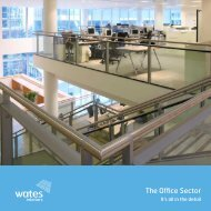 To download a pdf of our Offices brochure click here - Wates