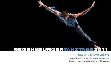 REGENSBURGERTANZTAGE2011