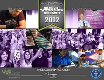 Download the Sponsorship Information PDF Here - The Biggest ...