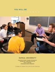 Humanities - DePaul University