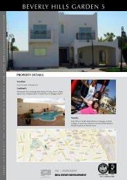 BEVERLy HILLS GARDEn 5 - Al Asmakh Real Estate