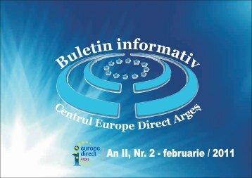 Buletin Informativ - Biblioteca Judeţeană Argeş