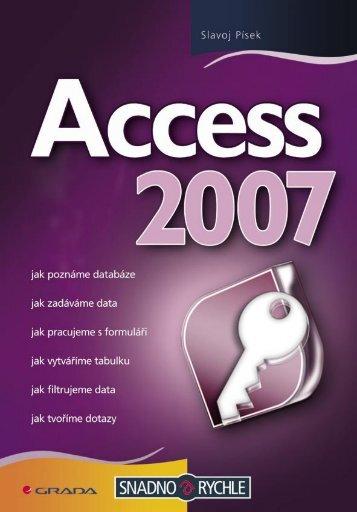 Access 2007 - eReading