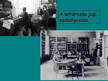 Leltározás a könyvtárban (854 kB)