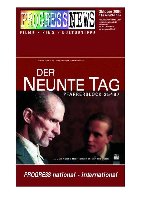 PROGRESS national - international - PROGRESS Film-Verleih