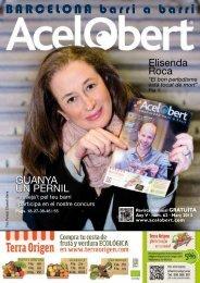 Acelobert Barcelona N.62 Març 2013