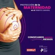 Guia Maternidad v7amaia.qxd - Comisiones Obreras de Navarra ...