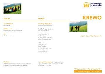 Kreativwochenende (180.8 KB) - Vorarlberger Kinderdorf