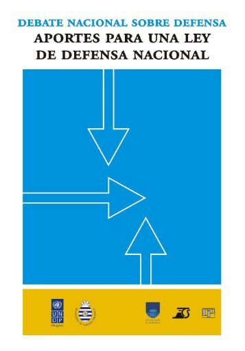 Debate Nacional sobre Defensa, Aportes para una Ley