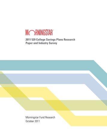 savings research paper