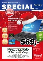 569 - Project66 IT-Service & Design