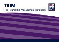 The Trauma Risk Management Handbook