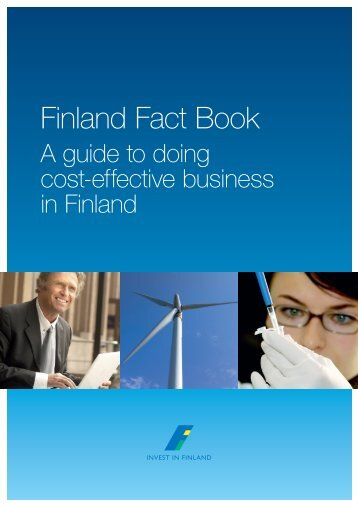 Finland Fact Book 2012.indd