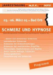 Programm Bad Orb 05 26.10.04 (Page 1) - MEG Jahrestagung 2014