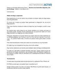 formato PDF - Networking Activo