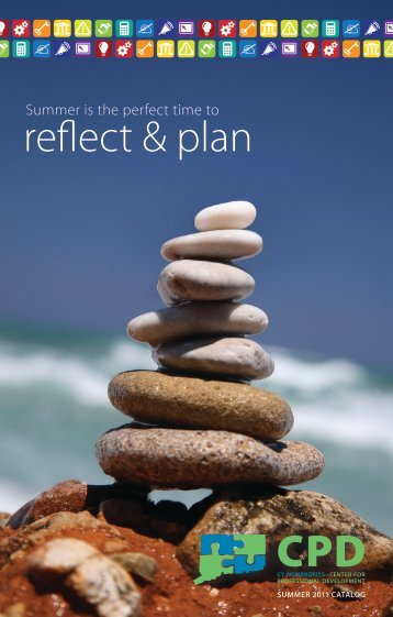 reflect & plan - Connecticut Association of Nonprofits
