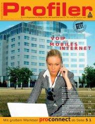 VOIP MOBILES INTERNET - Profiler24