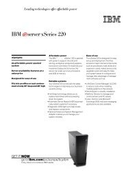 IBM xSeries 220