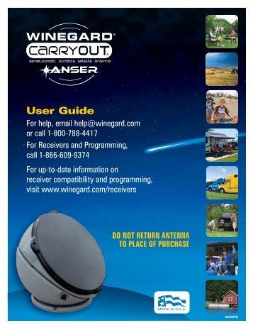 User Guide - American RV Company