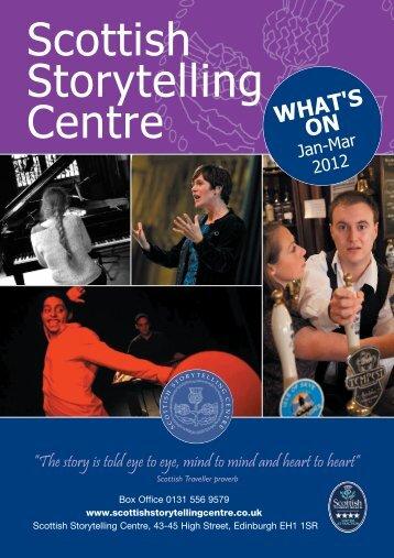 Visit website - The Scottish Storytelling Centre