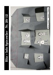 Blitz – Info Spiezwiler Nr. 20/12 - Primarschulen Spiez
