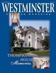 download pdf (2.56 MB) - Westminster College