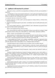 Skriptá Informaèné systémy - Hornad